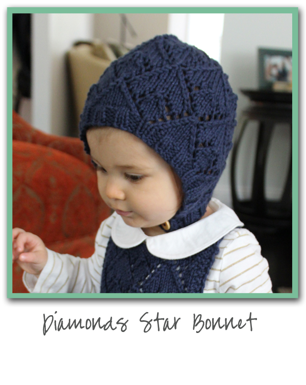 Diamonds Star Bonnet