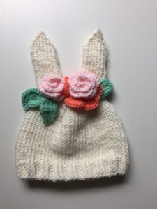 Mabel Bunny Hat