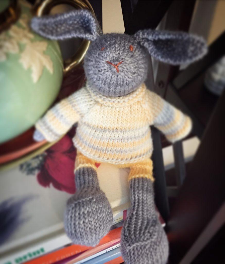 Little Cotton Rabbits Boy Bunny