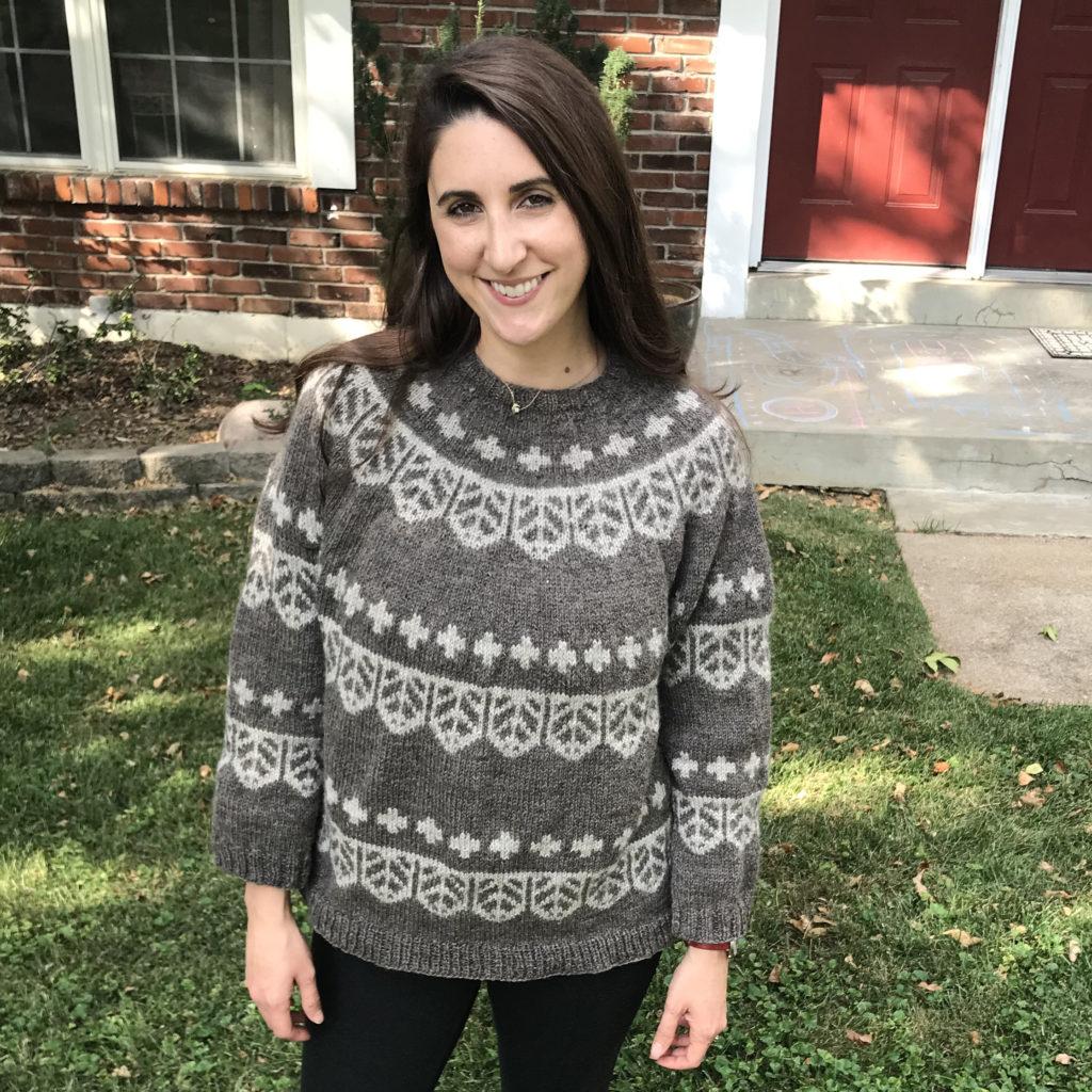 Tecumseh Sweater