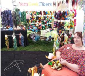 Yarn Geek Fibers Sarah